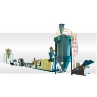 Quality Sealed PS Foam Sheet Extrusion Machine 100-220 Kg/H With Double Stage Exhaust Type for sale