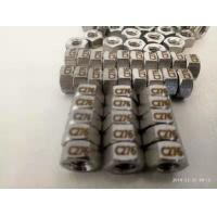 Buy cheap M6 - M100 Hastelloy C276 Alloy C276 ASME B18.2.2 DIN 934 Hex Head Nut from wholesalers