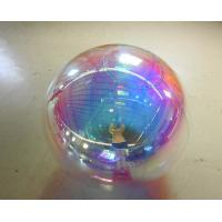 Quality Multi Color Inflatable Mirror Ball For Big Event / Outdoor Balloons Advertising for sale