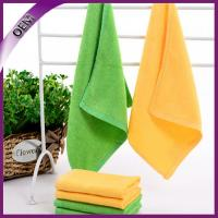 Quality bright color terry hand towel gift,promotional towel for sale
