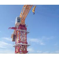 Quality Small Mast Section Tower Crane 10 Ton Max Load And 60m Jib Length for sale