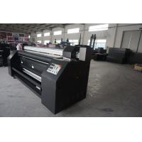 Quality Automatic Sublimation Large Format Digital Fabric Printing Machine / Digital Textile Printer High Resolution for sale