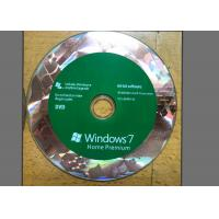 Quality Genuine Windows 7 Home Premium Full Version , Windows 7 Home Download For PC for sale