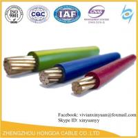 China 600V 90℃/75℃ Dry or Wet PVC Insulated and Nylon Jacketed THHN / THWN / THWN-2 electrical cable on sale
