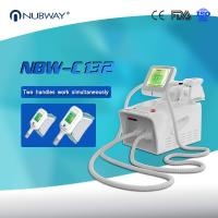 Quality China Factory Direct Sales! Nubway Portable Cryolipo Cool Fat System Cryolipolysis Machine for sale
