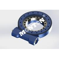 Quality Solar Tracking Bracket Worm Gear Slew Drive Can Safely Hold Radial And Axial Loads for sale