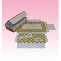 China custom retail ultimate paper file box industry with lid with full color printing on sale