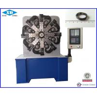 Quality Computerized Cam Rotation CNC Spring Making Machine 3 - 4 Axis For Wave Spring for sale