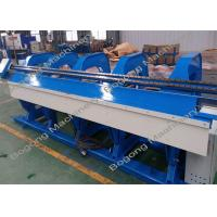 Quality Hydraulic Speed Control Slitter Folder Machine With High Efficiency for sale