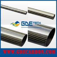 Quality 3K Carbon Fiber Tube for sale