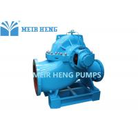 Quality Portable Centrifugal Water Pump Double Suction High Efficiency 3 Phase for sale