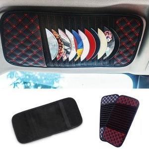 China car sun visor organizer sunshade organzier for CD on sale