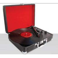 Quality Suitcase Turntable Player, Phonograph, Gramophone for sale