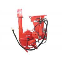 Quality 9 Inch Tree Shredders Chippers , Three Point Chipper With Adjustable Chute for sale