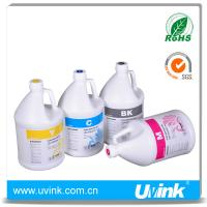 China Uvink brand solvent ink for Spectra polaris 15pl/35pl on sale