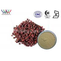 China 100% Natural Schisandra Chinensis Extract 2 ~ 9% Schizandrins For Liver Health And Detox on sale