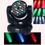 factory bigger sale 36pcs*3w cree led moving head beam lights high quality lower