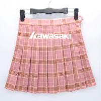 China Chinese factory girl's summer short tennis skirt with hidden pocket on sale