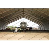 Quality Water Proof Aluminum Frame Aircraft Hangar Tent For Large Aircraft Parking And Maintance for sale