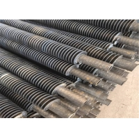 Quality High Frequency Welded longitudinal spiral fin tube For Heating Transfer System for sale