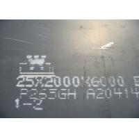 China Cold Rolled Mild Carbon Steel Plate 0.5mm - 200mm For Rig Industry on sale