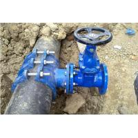 Quality Stainless Steel Resilient Seated Gate Valve Anti- Corrosion ANSI/AWWA C509 Standard for sale