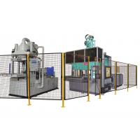 3 Feet Width 8 Gauge Wire Mesh Machine Guarding Panels For Outdoor Environments