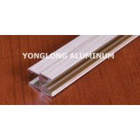 China Metal Building Material Wardrobe Aluminium Profile For Industrial Corrosion Resistance on sale