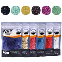 Quality Ready-to-Ship 100g Hard Waxing Beans Entire Body Hair Removal for sale