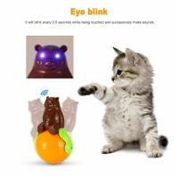 Quality Safe puzzle funny  Sound And Light Ball five kinds of sounds  pet bear & tumbler toys for sale