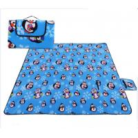 Quality 600D Oxford Picnic Time Beach Mat For Baby Multiple Sizes Available for sale