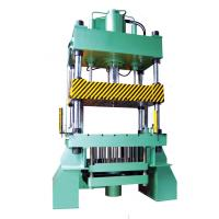 Quality Y32 Series Automatic Hydraulic Press Machine  Four Column Rated Force 1000 - 8000KN for sale