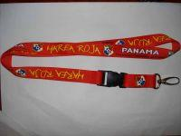 China Perfect jacquard lanyard on sale