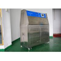 Quality ASTM Standard UV Accelerated Aging Test Chamber With Programmable Controller for sale