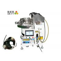 Quality Fast Nylon Cable Tie Machine For Packing Nylon Plastic Ties Between Tubes for sale