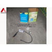 Quality Plastic Knapsack Manual Pesticide Sprayer 15L Double Filtration System To Clean Impurities for sale