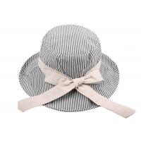 Quality Fashion Design Fisherman Bucket Hat Beach Cotton Brimmed Sun Protection for sale