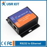 Quality [USR-TCP232-200] RS232 to TCP IP Ethernet module Converter, TCP/UDP for sale