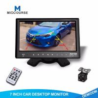 Quality High Definition Car Dashboard Monitor Dashboard Lcd Screen FCC CE CE Certification for sale