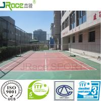 Quality Synthetic Badminton Surface Suitable for College for sale