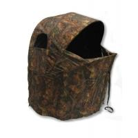 China Weather-proof Nylon Shell  2 Person Chair Hunting Blind With Zip Window, Waterproof Hunting Tent Blinds on sale