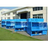 China Integrated Ventilation Downdraught Table, Self Cleaning Dust Extraction Table on sale
