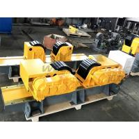 Quality Carry 30 Ton Tank Turning Rolls Heavy Duty Rotator For Pipes And Tanks for sale