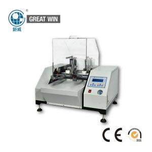 China Durable Shoe Product Tester Flexing Measurement 0 - 50° BendingAngle on sale