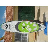 Quality Attractive Inflatable SUP Board With Bungee / D - Ring 11 Feet Long 6 Inch Thickness for sale