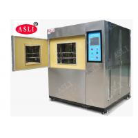 China LCD Touch Control Programmable Electronics Thermal Shock Testing Chamber on sale