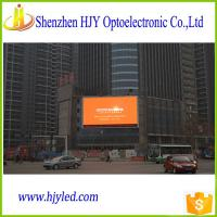 Quality High Quality Full color P6 outdoor LED Display for sale
