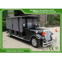 Quality 40KM  / H Speed Electric Classic Cars for sale