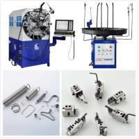 Quality Computerized Cam-less CNC Spring Bending Machine Spring Coiler Diameter 0.3 - 2.5mm for sale