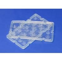 Quality Transparent Rubber Silicone Rubber Keypad Inserts No Carbon Contact Nonstandard Size for sale
